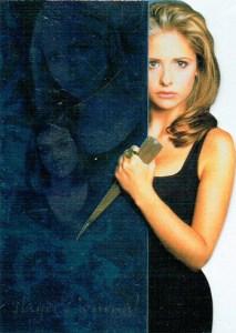 2000 Inkworks Buffy the Vampire Slayer Reflections Slayers Journal