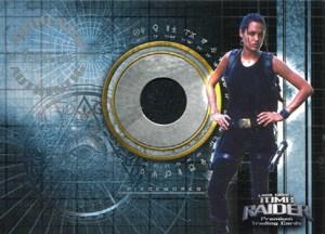 2001 Lara Croft Tomb Raider Pieceworks PW1