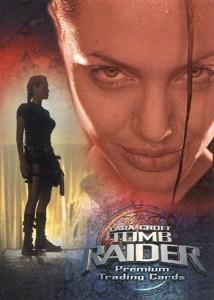 2001 Lara Croft Tomb Raider Promo TR2