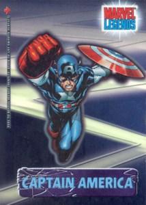 2001 Marvel Legends Secret Identity