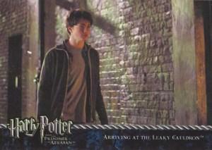 2004 Artbox Harry Potter and the Prisoner of Azkaban Base