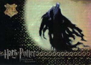 2004 Artbox Harry Potter and the Prisoner of Azkaban Retail Foil