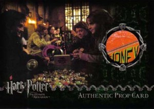 2004 Harry Potter and the POA Prop Black Pepper Imps 90