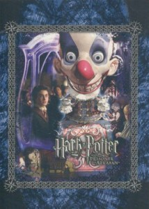2004 Harry Potter and the POA Update Tin Card