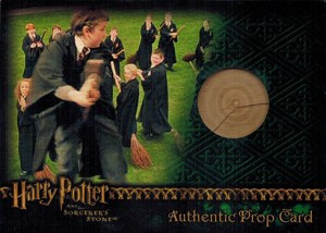 2005 Harry Potter and the Sorcerers Stone Prop Practice Broom