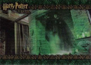 2006 Harry Potter and the Chamber of Secrets Case Topper