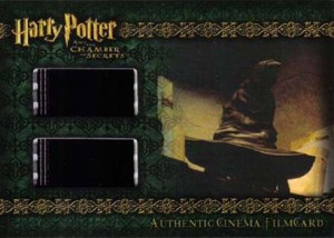 2006 Harry Potter and the Chamber of Secrets FilmCards