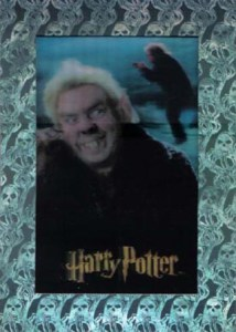 2007 World of Harry Potter 3-D Rare