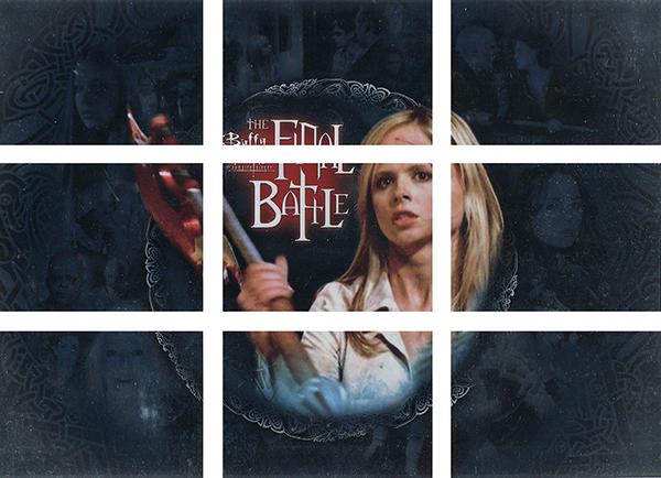 2003 Buffy the Vampire Slayer Season 7 Final Battle