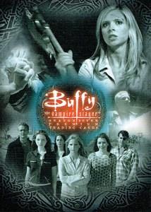 2003 Buffy the Vampire Slayer Season 7 Promo S7-MEM