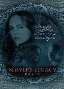 2003 Buffy the Vampire Slayer Season 7 Slayers Legacy