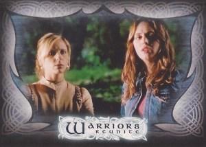 2003 Buffy the Vampire Slayer Season 7 Warrirors Reunite