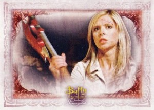 2004 Buffy and the Women of Sunnydale Base