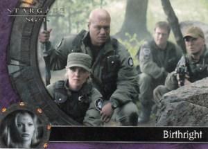 2005 Stargate SG-1 Season 7 Base