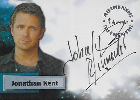 Smallville Autographs - John Schneider A1
