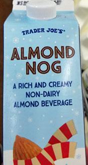 Trader Joe's Almond Nog Reviews - Trader Joe's Reviews ...