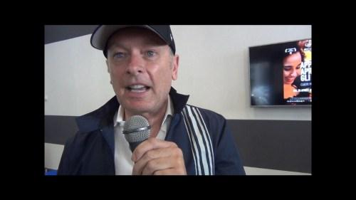 F6 Stefano Gallini Durante al microfono