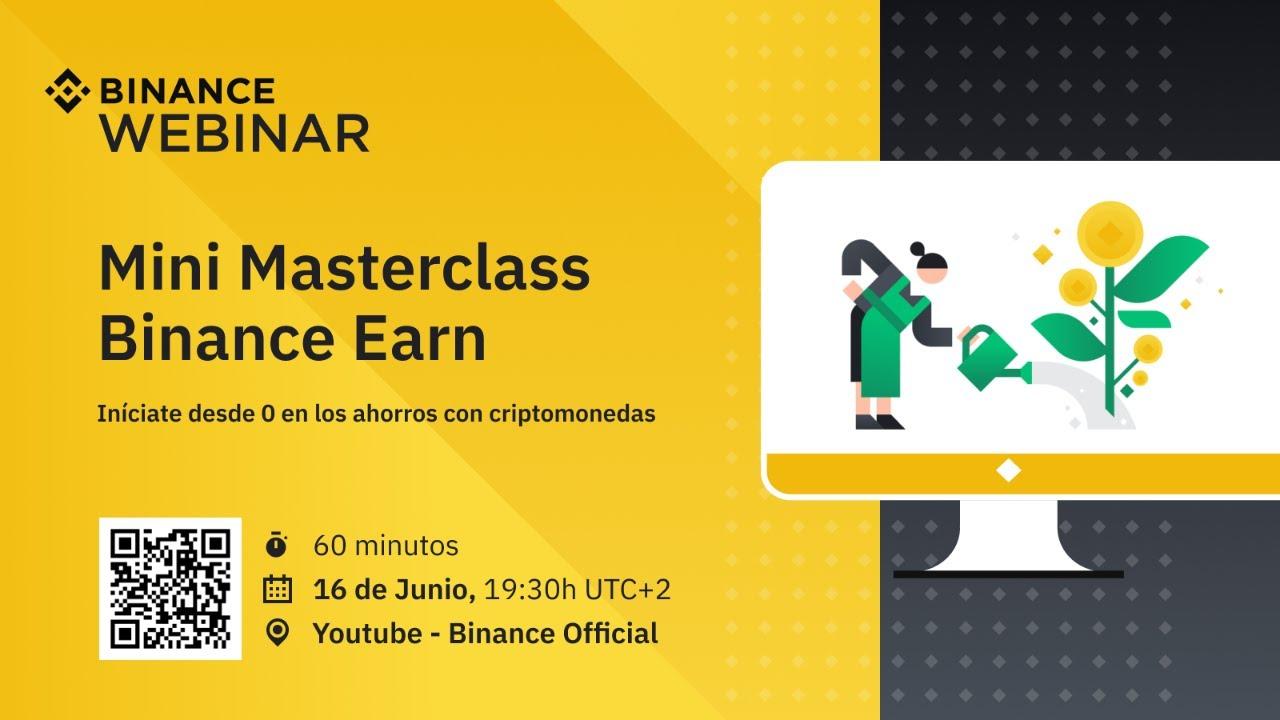 Mini Masterclass – Crypto Ahorros