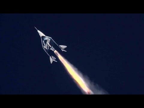 Virgin Galactic recebe licença para voos espaciais comerciais