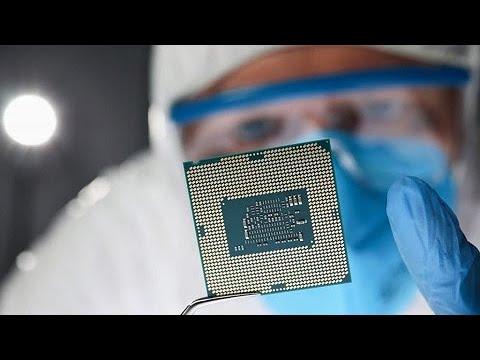 Apple e Intel podem ser as primeiras a usar nova tecnologia de fabricação de chips