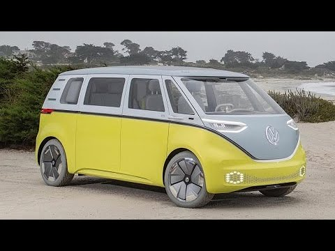 Kombi elétrica: Volkswagen confirma lançamento em 2022