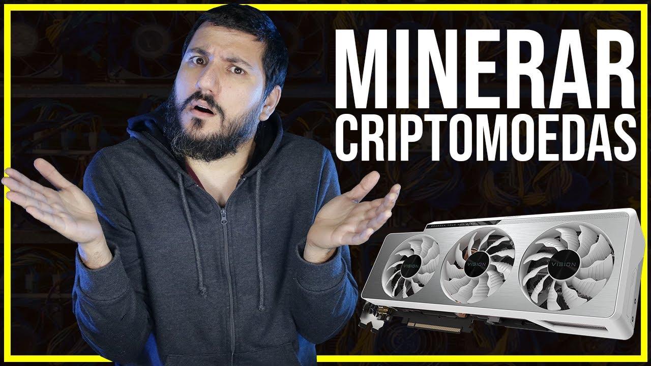 MINERAR CRIPTOMOEDAS COM PLACA DE VÍDEO VALE A PENA? EXEMPLO COM NVIDIA RTX 3090!