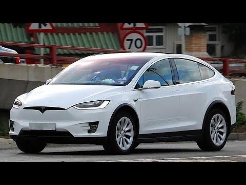 Tesla Model X sobrevive a tornado e registra tudo; assista!