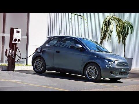 Fiat 500e: carro elétrico com autonomia de 320 km chega ao Brasil