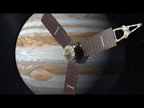 Juno: sonda da Nasa completa 10 anos no espaço