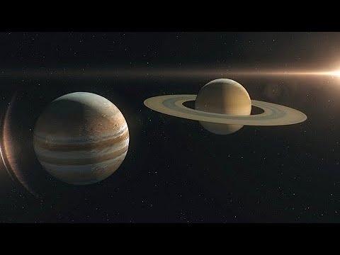 Júpiter e Saturno: por que os dois planetas brilham tanto?