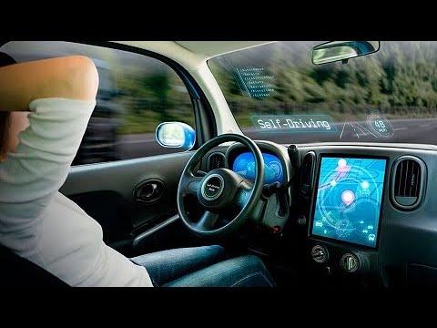 Startup demonstra inteligência artificial de direção autônoma em tráfego intenso