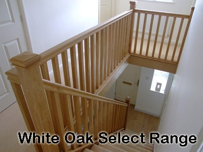 Stairparts Trade Prices Tradestairs Banisters Balustrade   Barley Twist Stair Spindles   Antique   Square   Victorian   Provincial   41Mm