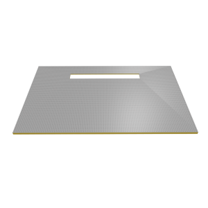 PCS LInear 1600x1000 Wetroom Shower Tray