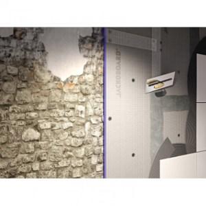 Jackoboard External Wall Application