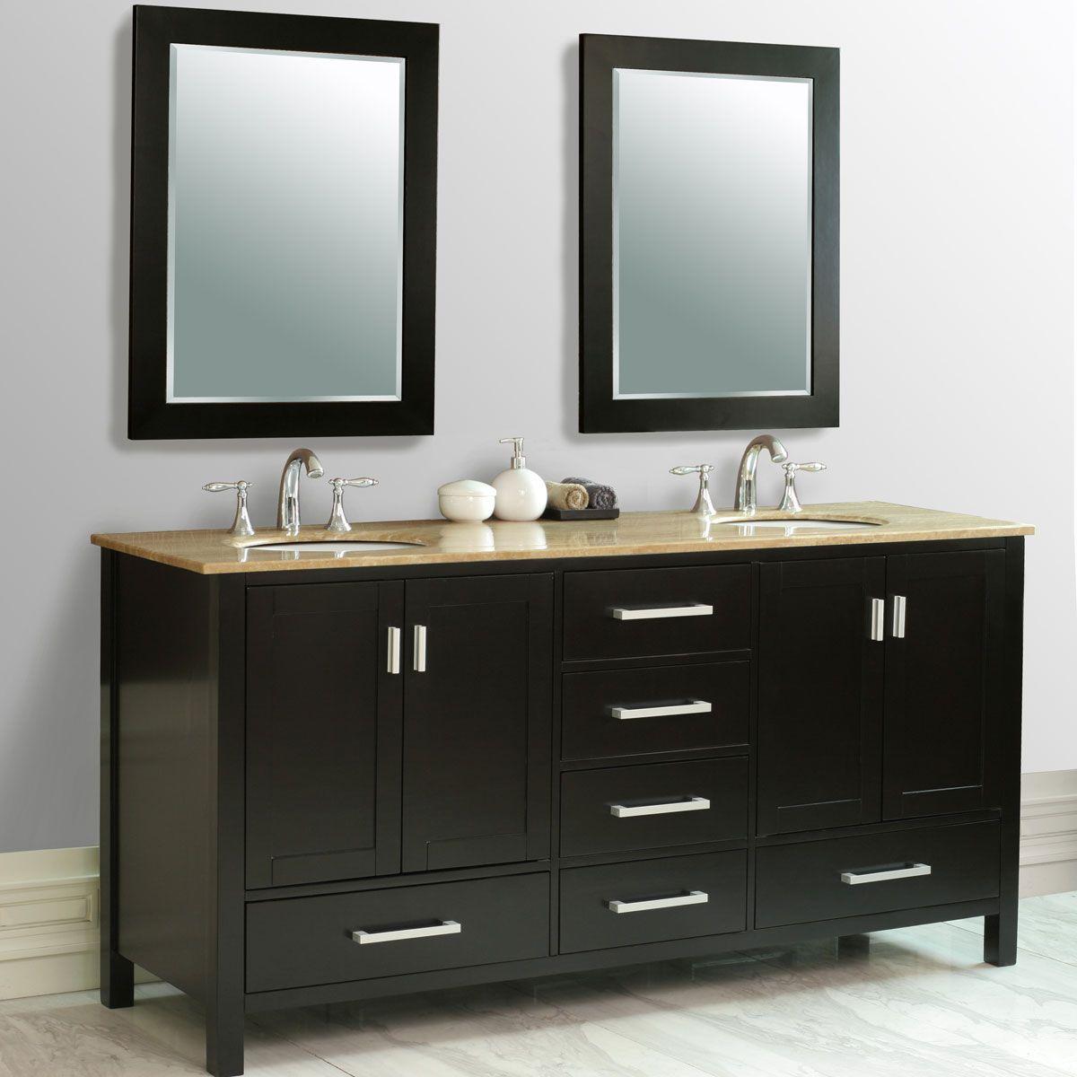 72 oslo double sink vanity