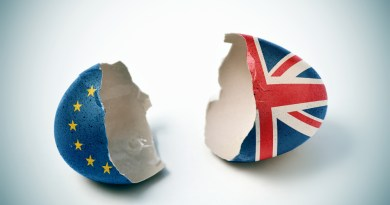Brexit has a certain Humpty-Dumpty quality to it