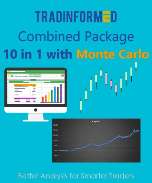 Combined Package 10 in 1 with Monte Carlo