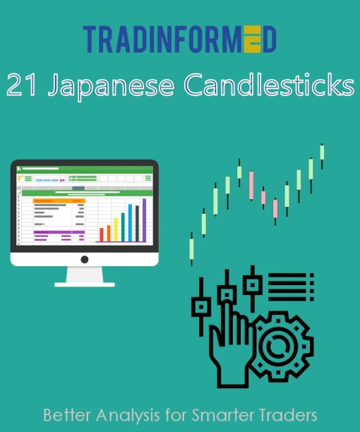 21 Japanese Candlesticks