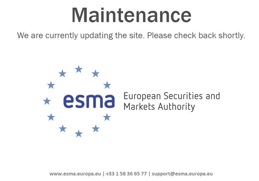 ESMA reguliert CFD Handel neu