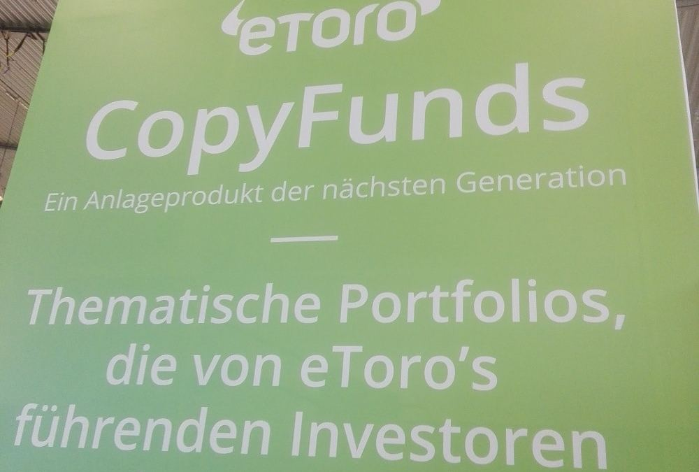 eToro startet realen Aktienhandel