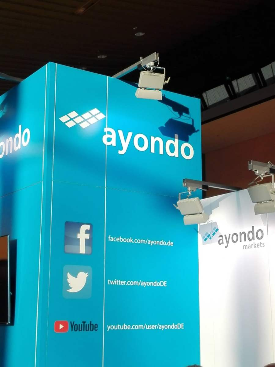 ayondo - Business as usual