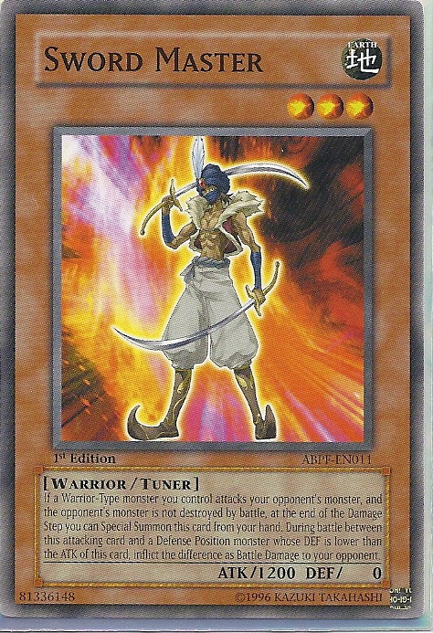 Yugioh Lair Wire ABPF-EN071 1st Common Near Mint Fast Shipping!