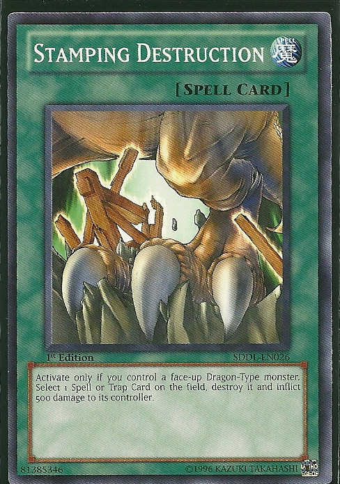 Dragon Mastery SDDL-EN022 Common Yu-Gi-Oh Card Mint 1st Edition New
