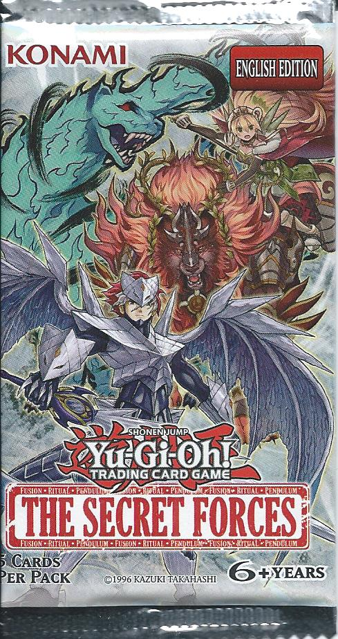 Yu-Gi-Oh Secret Forces THSF-EN058 ROYAL DECREE - 1st Edition - Super Rare