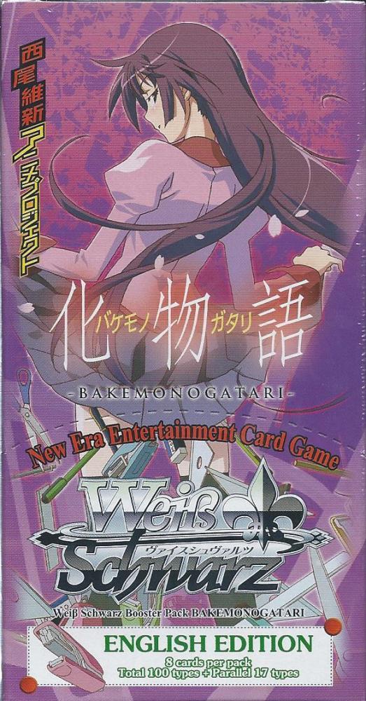 KONOSUBA VOL  2 (English) Weiss Schwarz Sealed 20-Pack