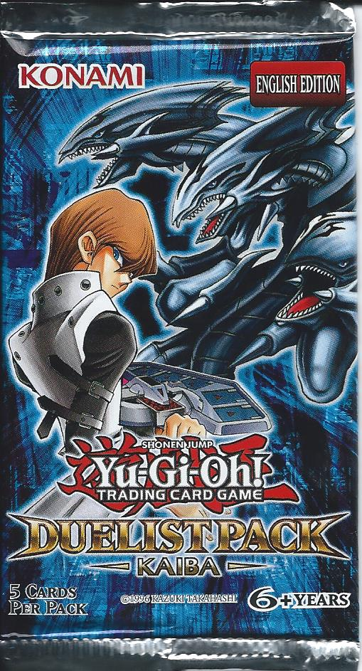 [TCG] Yugi & Kaiba Collector Box DUELIST-PACK-KAIBA-UNLIMITED-EDITION-GET-5-CARDS-PLUS-STRATEGY-CARD