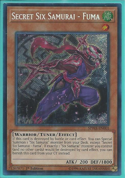 Spirit Warriors | Trading Card Mint