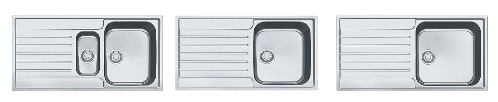 new argos stainless steel kitchen sink
