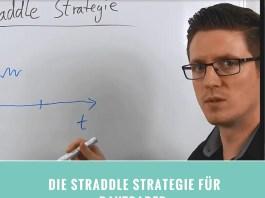 Straddle Trading Strategie