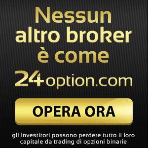 Conto di Trading Online 24Option